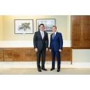 Premierul Dacian Cioloș, în vizită la Ford Motor Company