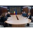 Întâlnirea premierului Sorin Grindeanu cu ambasadorul Regatului Țărilor de Jos