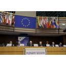 Prezentarea, în cadrul Comitetului European al Regiunilor, a priorităților Președinției române a Consiliului Uniunii Europene, de către prim-ministrul Viorica Dăncilă