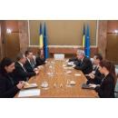 Rencontre du Premier ministre Mihai Tudose avec des représentants de la compagnie Ford