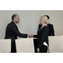 Prim-ministrul  Viorica Dăncilă a avut o întrevedere  cu premierul Republicii Malta, dr. Joseph Muscat