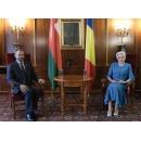 Întrevederea premierului Viorica Dăncilă cu secretarul general al Ministerului Afacerilor Externe al Sultanatului Oman