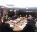 Viceprim-ministrul Ana Birchall a coordonat prima reuniune a Grupului de lucru pentru implementarea proiectelor aprobate la Summit-ul Inițiativei celor Trei Mări (I3M)