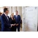 """Expoziția """"Alianța Inimilor: România-Polonia"""", găzduită de Palatul Victoria"""