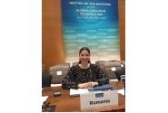 Participarea vicepremierului Ana Birchall la reuniunea Coaliției Globale Anti-ISIL/Daesh