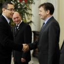 Sworn in of the second government of Prime Minister Victor-Viorel Ponta