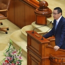 Sworn in of Prime Minister Victor-Viorel Ponta government