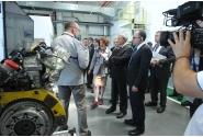 Vizita premierului Dacian Cioloș la Uzinele Dacia Pitești
