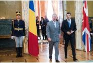 Întrevederea premierului Grindeanu cu Alteța Sa Regală Charles, Prinț de Wales
