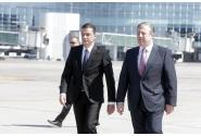 Primirea oficială a prim-ministrului Georgiei, Giorgi Kvirikashvili