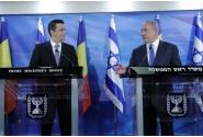 Declarații comune de presă cu premierul Statului Israel, Benjamin Netanyahu