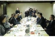 Întrevedere cu Avigdor Lieberman, ministrul israelian al apărării