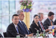 Participarea premierului Sorin Grindeanu la masa rotundă de afaceri româno-austriacă, găzduită de Camera Economică a Austriei