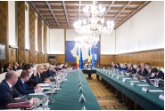Şedinţa săptămânală de guvern