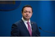 Briefing de presă susținut de ministrul Tineretului și Sportului, Marius Dunca, la finalul ședinței de guvern
