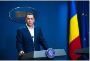 Declaraţii de presă susţinute de Victor Ponta, secretarul general al Guvernului