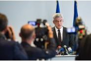 Declarații de presă susținute de premierul Mihai Tudose la Bruxelles