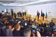 Declarații de presă ale premierilor român și bulgar