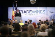 Prime Minister Mihai Tudose attended the opening of the Business Development Conference, an event organised as part of the US Trade Winds 2017