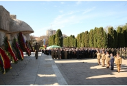 PM Mihai Tudose attended the military ceremony organized on the Day of the Romanian Armed Forces