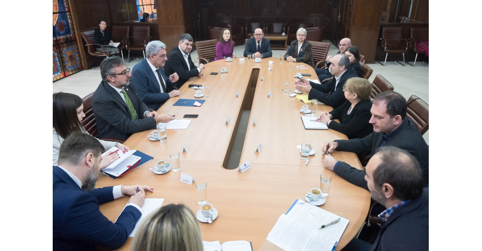 Prime Minister Tudose met with representatives of the Association of Romania's Book Publishers
