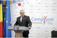 """Launch of the National Program """"Romania's champions in school, high school and university"""""""