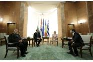 Participare la reuniunea cvadrilaterală la nivel înalt România- Bulgaria-Grecia-Serbia