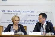 Participarea premierului Viorica Dăncilă la lansarea ediției din 2018 a Schemei de Ajutor de Stat instituită prin HG 807