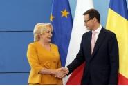 Declarații comune de presă ale prim-miniștrilor României şi Republicii Polone