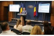"""Prezentarea, de către vicepremierul Viorel Ștefan, a Programului """"Investește în tine"""" - împrumuturi fără dobândă garantate de stat"""