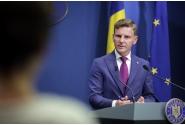 Briefing de presă susținut de purtătorul de cuvânt al guvernului, Nelu Barbu, la finalul ședinței de Guvern
