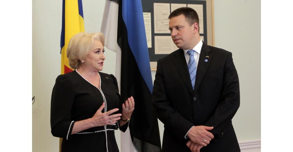 Déclaration du Premier ministre Viorica Dăncilă, après sa rencontre avec son homologue(...)