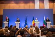 Declarații comune de presă ale prim-ministrului Republicii Elene, Alexis Tsipras, preşedintelui Republicii Serbia, Aleksandar Vučić, prim-ministrului României, Viorica Dăncilă și prim-ministrului Republicii Bulgaria, Boiko Borisov