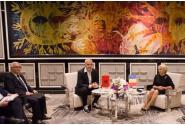 Întrevederea prim-ministrului României, Viorica Dăncilă, cu omologul său albanez, Edi Rama