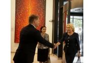 Întâlnirea premierului Viorica Dăncilă cu membrii Reprezentanței Permanente a României pe lângă UE