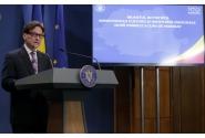 Declarații de presă susținute de ministrul Culturii și Identității Naționale, George Ivașcu