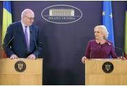 Întrevederea premierului Viorica Dăncilă cu comisarul european pentru Agricultură şi Dezvoltare Rurală, Phil Hogan