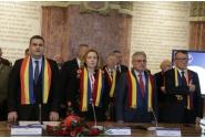 Ședința solemnă de Guvern de la Alba Iulia