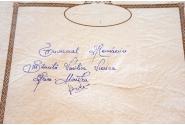 Semnare în Cartea de Onoare a Cetății Alba Carolina