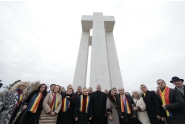 Vizita premierului Viorica Dăncilă la Monumentul Unirii din Alba Iulia