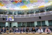 Întrevederea premierului Viorica Dăncilă cu secretarul general al Consiliului Uniunii Europene, Jeppe Tranholm-Mikkelsen