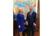 Întrevederea prim-ministrului României, Viorica Dăncilă, cu prim-ministrul Statului Israel, Benjamin Netanyahu