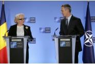 Declarații comune de presă susținute de premierul Viorica Dăncilă și Secretarul General NATO, Jens Stoltenberg