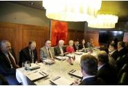 Întrevederea prim-ministrului Viorica Dăncilă cu reprezentanții mediului de afaceri american