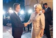Întâmpinarea vicepreședintelui Republicii Turcia, Fuat Oktay