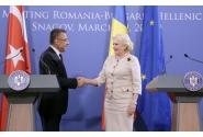 Declarații de presă comune ale prim-ministrului României, Viorica Dăncilă, și vicepreședintelui Republicii Turcia, Fuat Oktay