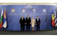Reuniunea în format cvadrilateral România-Bulgaria-Republica Elenă-Serbia, la Palatul Snagov