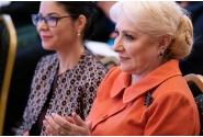 """Participarea premierului Viorica Dăncilă la evenimentul dedicat lansării celei de-a treia ediții a Campaniei """"INFORMARE acasă! SIGURANȚĂ în lume!"""""""