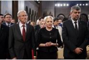 Participarea premierului Viorica Dăncilă la ceremonia organizată la Catedrala Națională