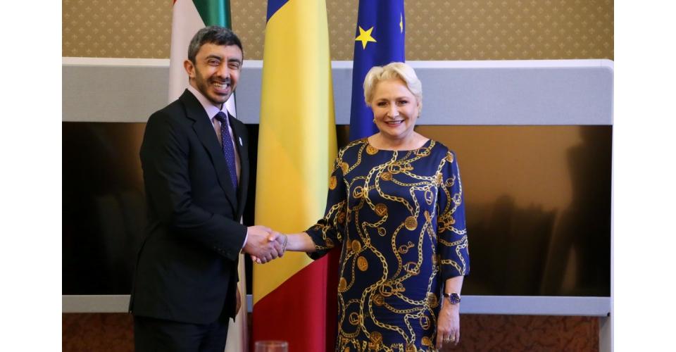 Întrevederea premierului Viorica Dăncilă cu ministrul afacerilor externe și cooperării(...)
